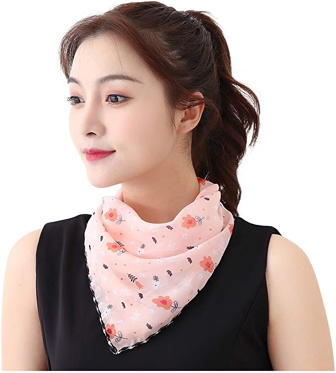 Starfish and Pearls Unisex Fashion Quick-Drying Microfiber Headdress Outdoor Magic Scarf Neck Neck Scarf Hooded Scarf Super Soft Handle