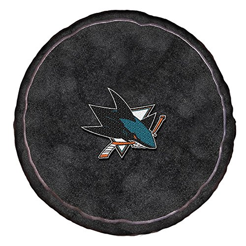 The Northwest Company Officially Licensed NHL San Jose Sharks 3D Sports Pillow