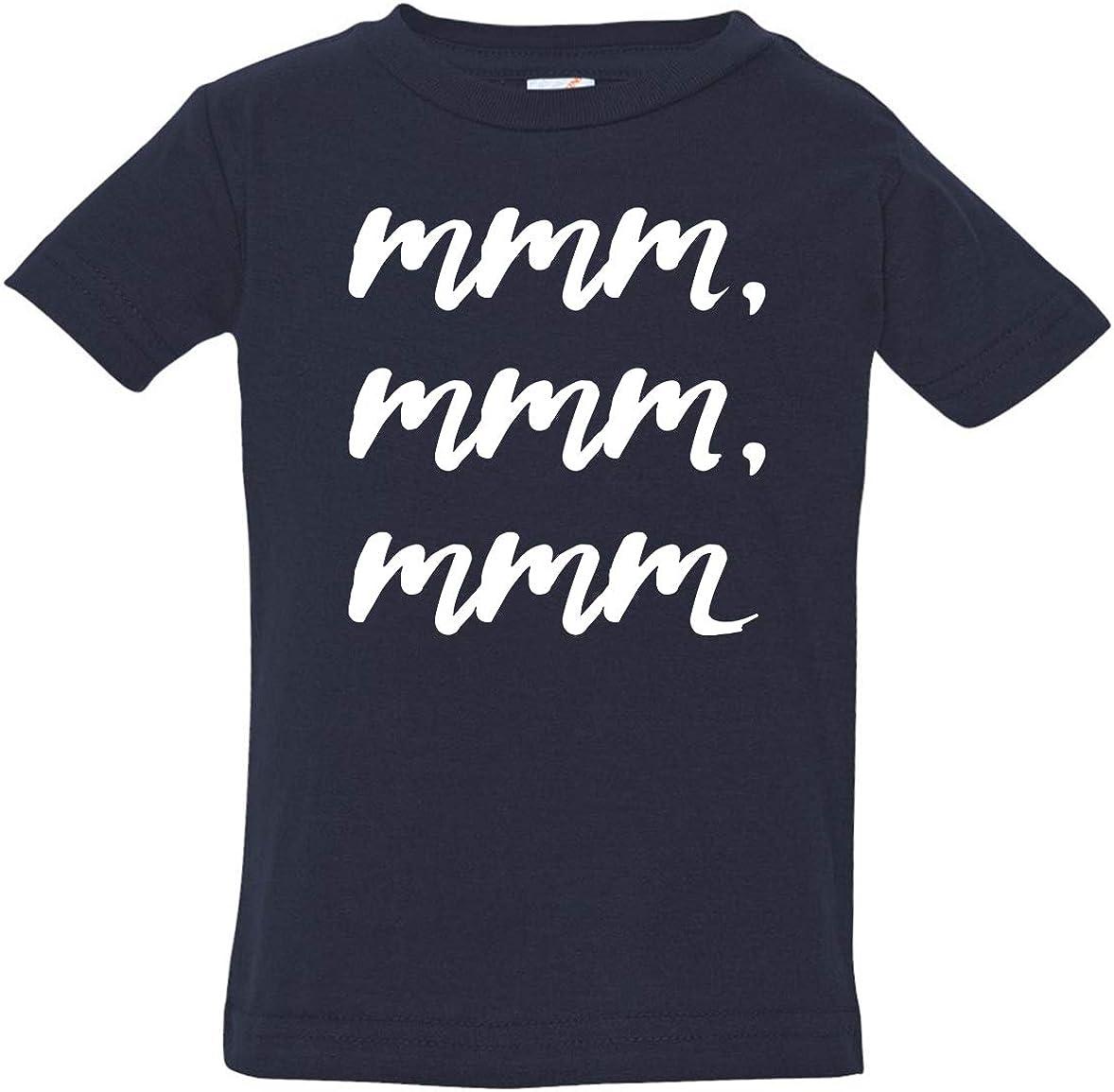 mmm Tenacitee Babys Mmm mmm Shirt