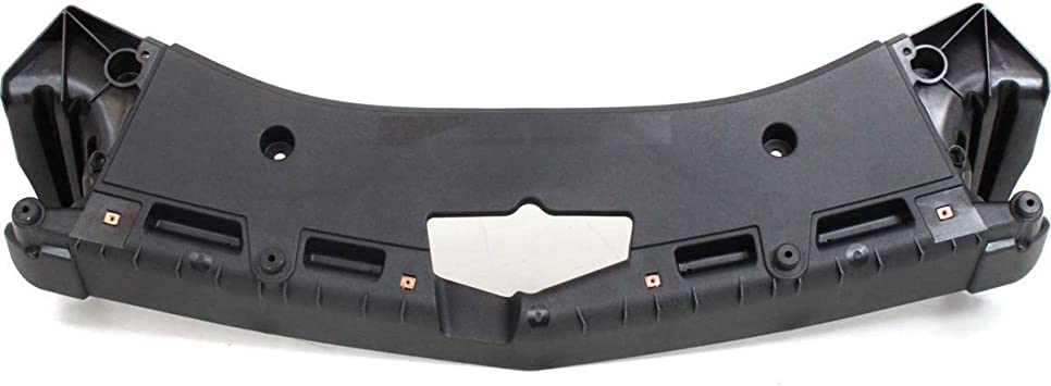 OE Replacement Chevrolet Equinox//GMC Terrain Front Bumper Cover Support Partslink Number GM1041121