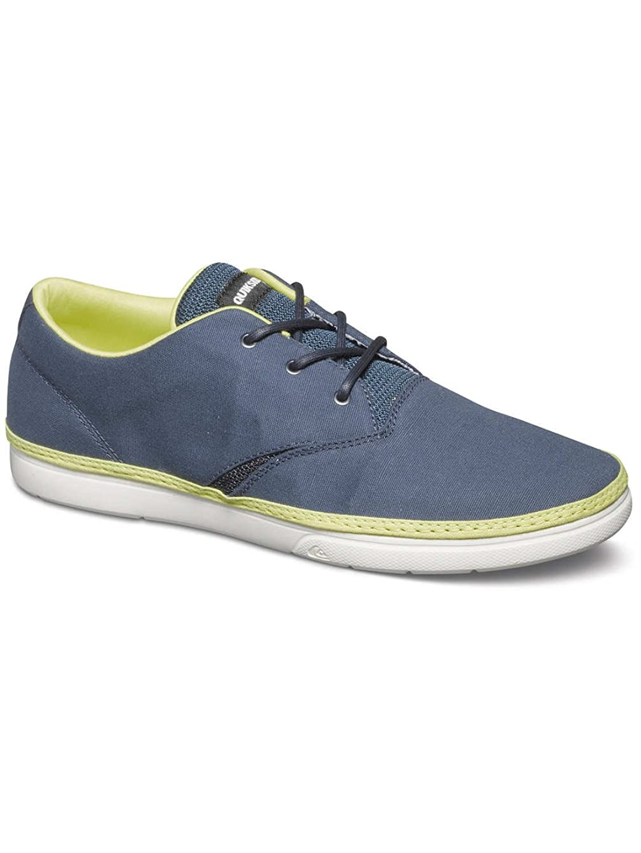 Quiksilver - Trestles Canvas - AQYS700003XBGW - Color: Azul marino-Blanco - Size: 45.0 AJFll