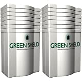 Green Shield Pest Repeller Twin Pack for homes abroad – no need for an adapter