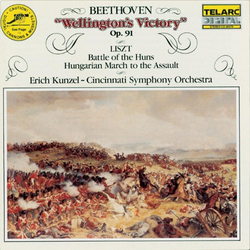 Beethoven Wellington S Victory Amp Liszt Huns By Erich