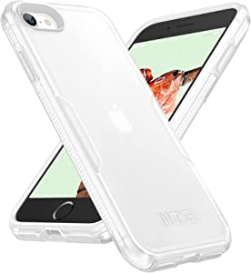 NTG [1st Generation] Designed for iPhone SE 2020 Case/iPhone 8 Case/iPhone 7 case, Heavy-Duty Tough Rugged Lightweight Slim Shockproof Protective Case for iPhone 4.7 Inch, Clear
