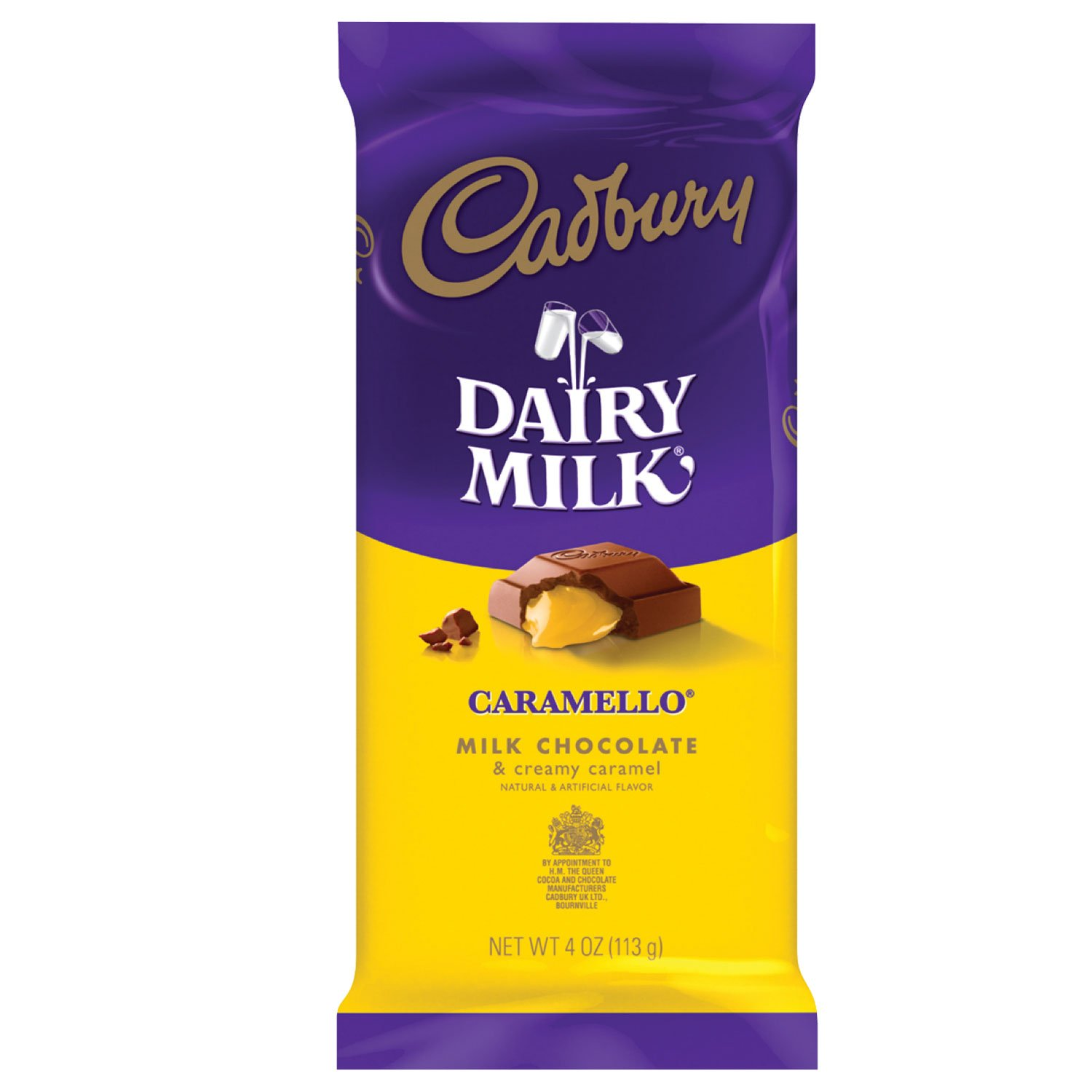 Amazon.com : CADBURY Chocolate Candy Bar, Royal Dark