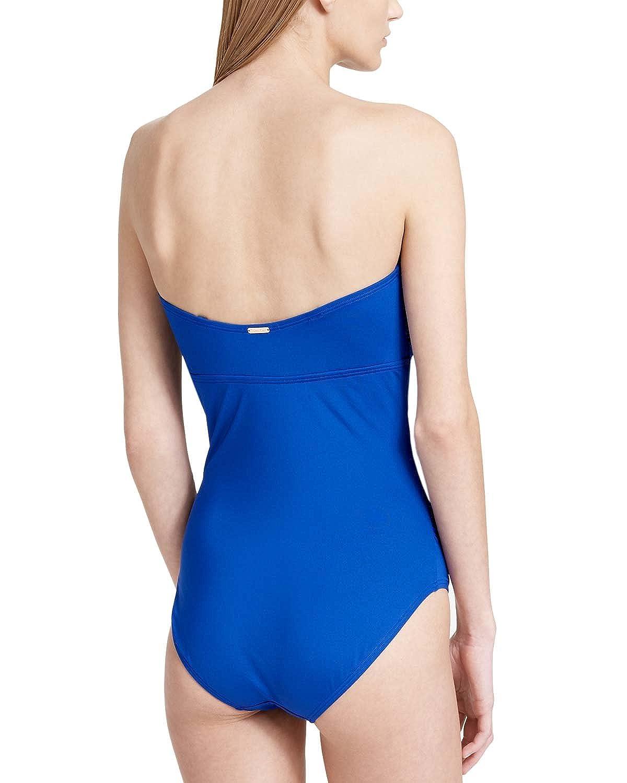 Klein Intero Amazon Cg8ms537 Donna Calvin Blu 44 it Costume wP1vxFdq