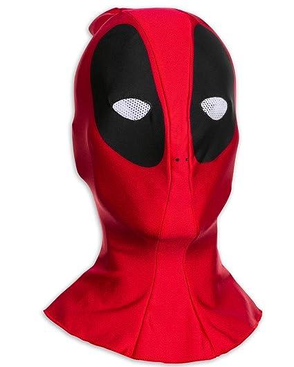 Máscara de disfráz Marvel - Deadpool