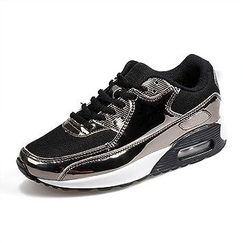 LOVDRAM Zapatos De Los Hombres Zapatillas De Deporte De La Moda Zapatos Deportivos Zapatos De Malla