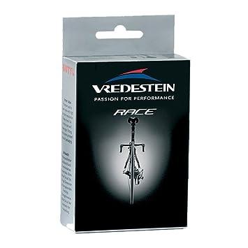 28 Vredestein Race Presta 50 700X20-25C// 20//25-622 Fahrradschlauch schwarz