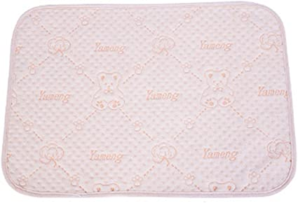 Adult Ederly Infant Diaper Nappy Urine Mat Waterproof Bedding Reusable Pad GL