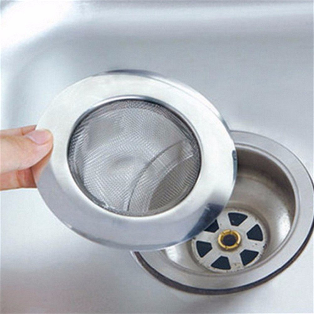 Edelstahl Küchen Spüle Dusche Badewanne Abfluss Spüle Filter Sieb