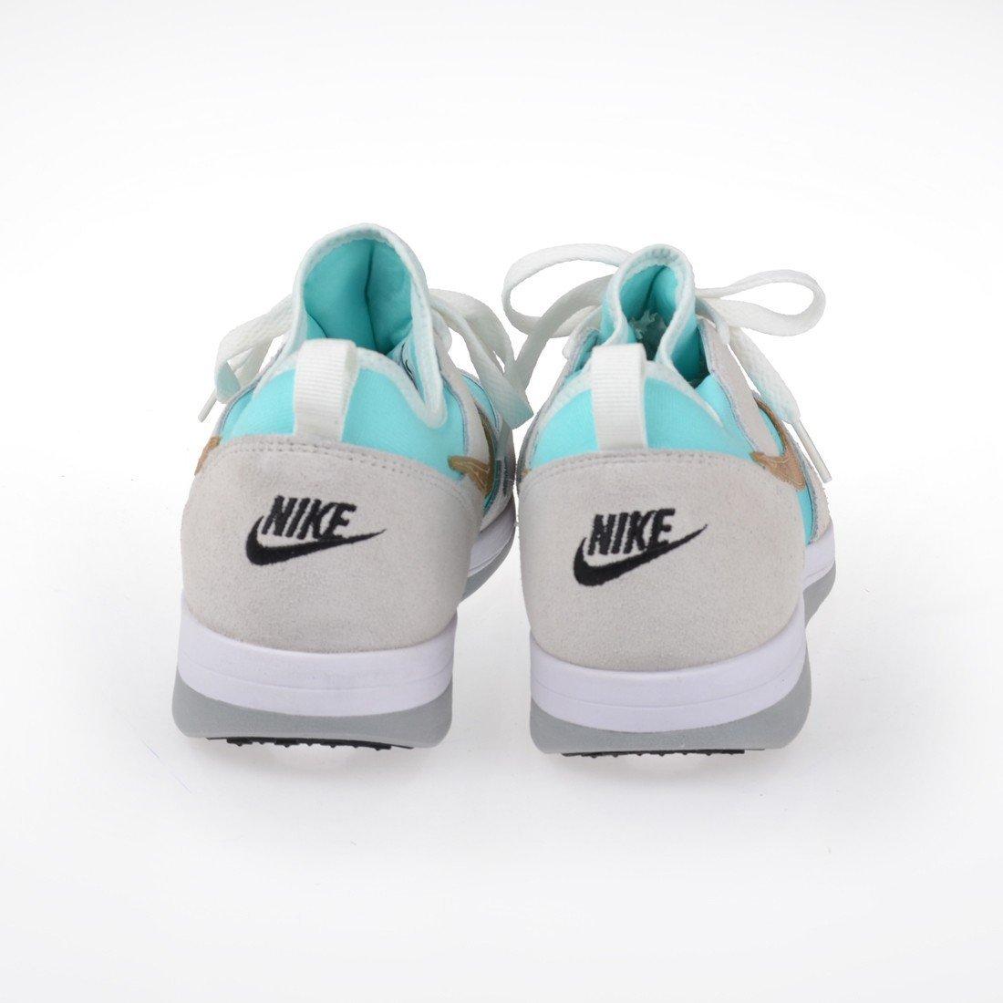 new concept 191ff b8189 Nike Archive '75 - Light Aqua / Summit White / White / Metallic Gold - US  9.5 / EU 43.0: Amazon.es: Zapatos y complementos