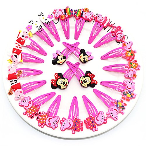 New Korean children hair accessories hairpin cute little girl piggy Paige girls headdress hairpin side clip hair accessories for women girl - Piggy Pin