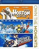 Horton Hears a Who! / Robots / Space Chimps (Triple Feature)