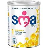 惠氏SMA Pro 新生婴儿一段奶粉 (800g*6罐)