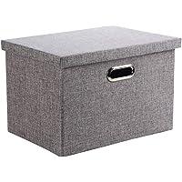 Caja de Almacenaje, Wintao Ropa de Lino Plegable