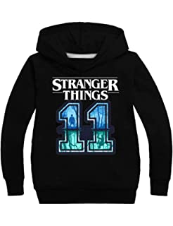 Stranger Things Conjuntos Niña y Niños Chándal Stranger Things ...