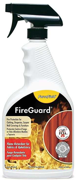ForceField FireGuard Flame Retardant And