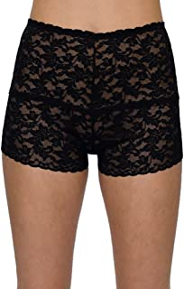 product image for Signature Lace Retro Hot Pants