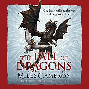 The Fall of Dragons Audiobook