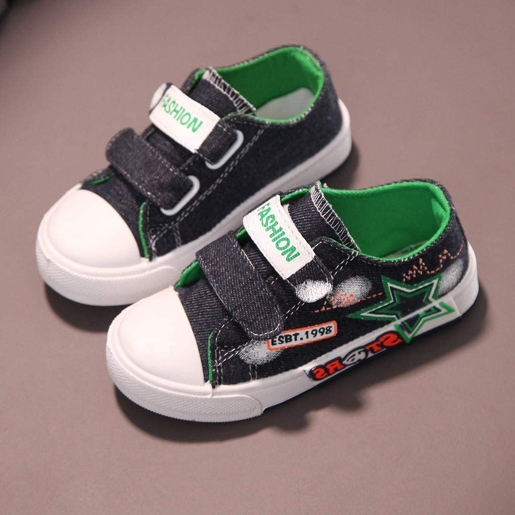 Moonker Teen Boys Girls Tennis Shoes Running Shoes Sneakers for 3-11 Years Old Children Fashion Casual Walking Shoes
