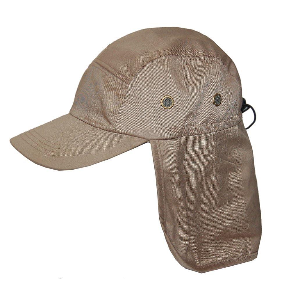 Outdoorsmanサンスクリーンサイドフラップ帽子   B005CRP0SS
