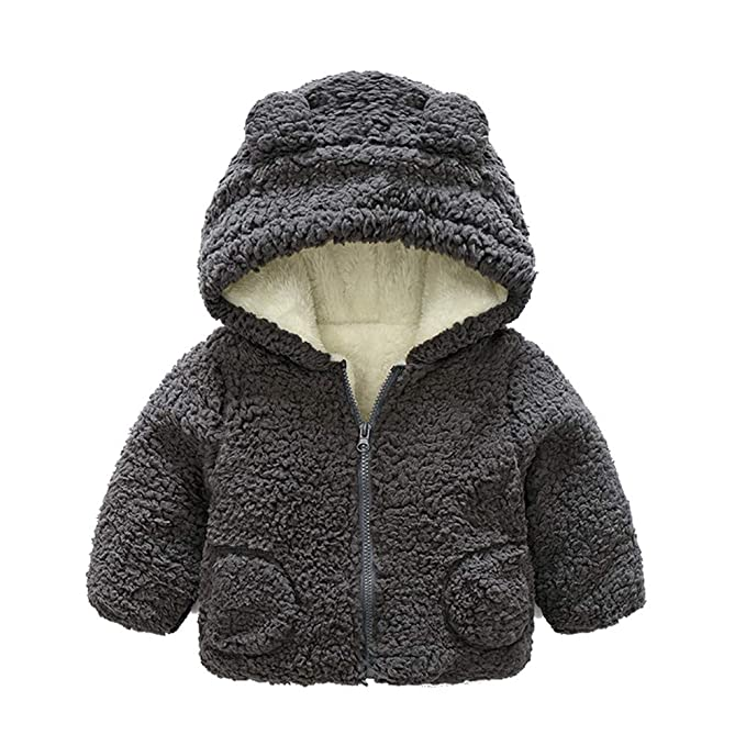 838b14283 Amazon.com  Goodtrade81 Baby Winter Jackt