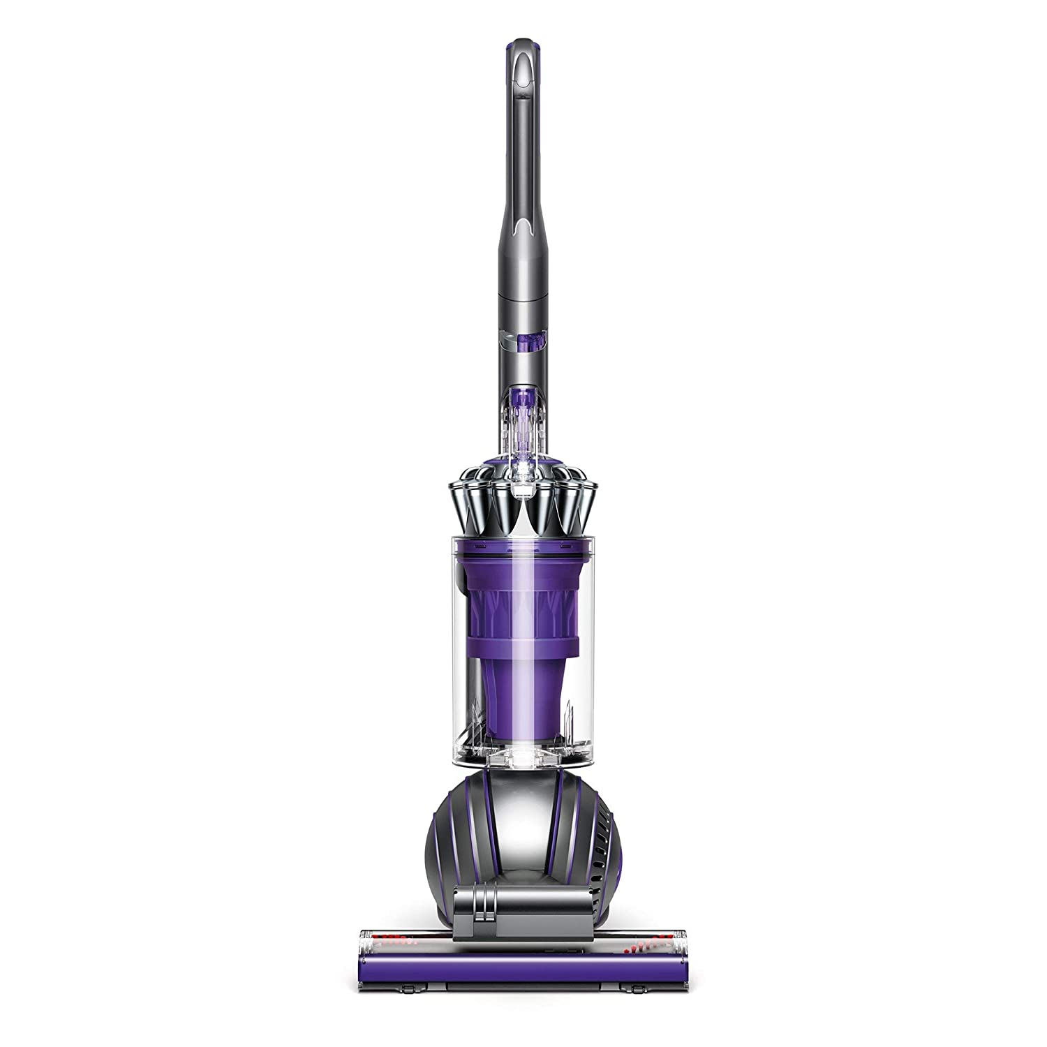 Dyson Ball Animal 2 Upright Vacuum, Iron/Purple (Renewed)