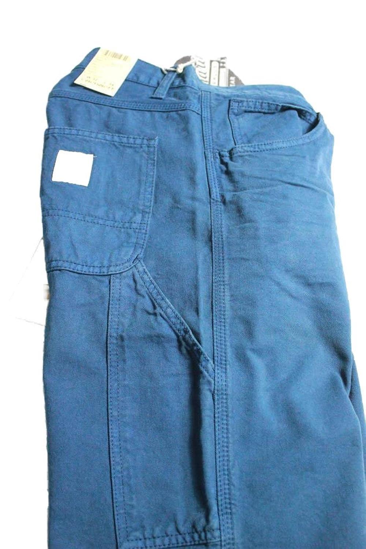 CARHARTT men's trousers model MERCURY PANT slim fit blue