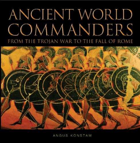 Ancient World Commanders (The Commanders Series)