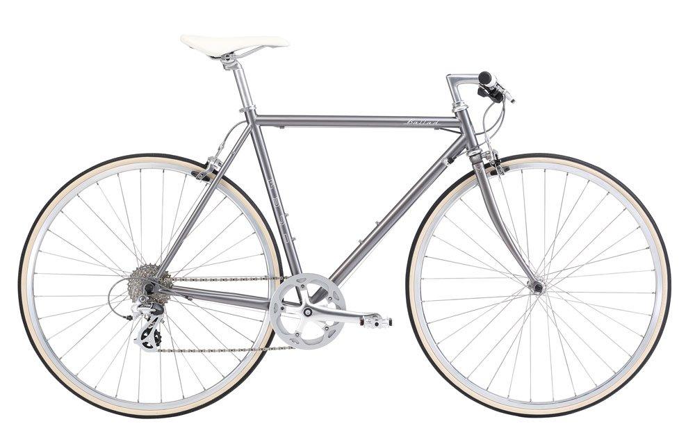 FUJI(フジ) BALLAD 49cm 8speed DARK GRAY クロスバイク 2018年モデル 18BALDGY DARK GRAY 49cm B075SZFDRS