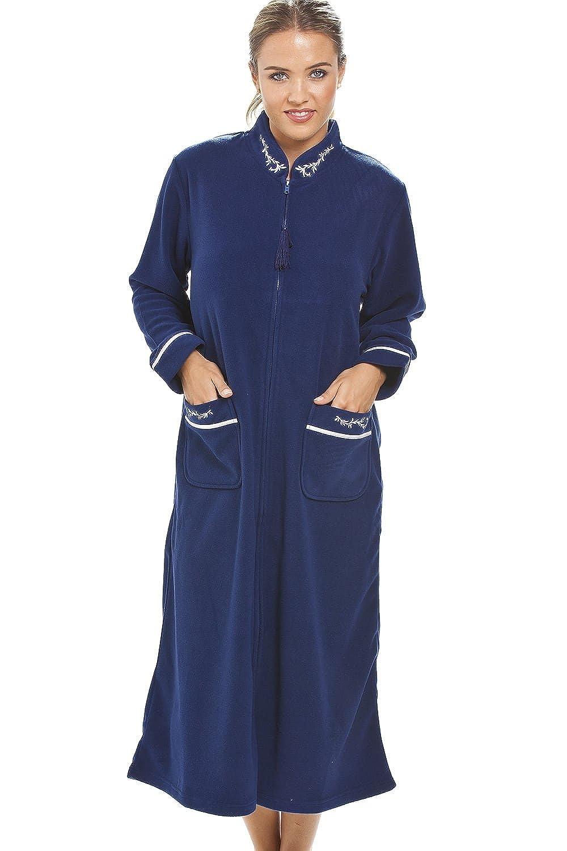 Indogatecom  Robe De Chambre Noir Femme