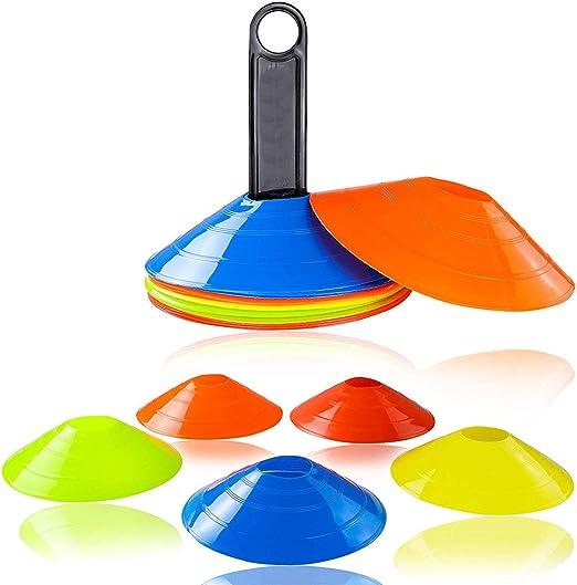 Kawosh Marking Cap Agility Marker Plate Set Mini Cono de ...
