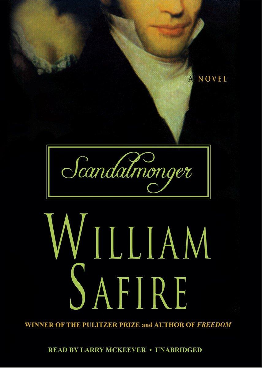 Scandalmonger (Library Edition) PDF