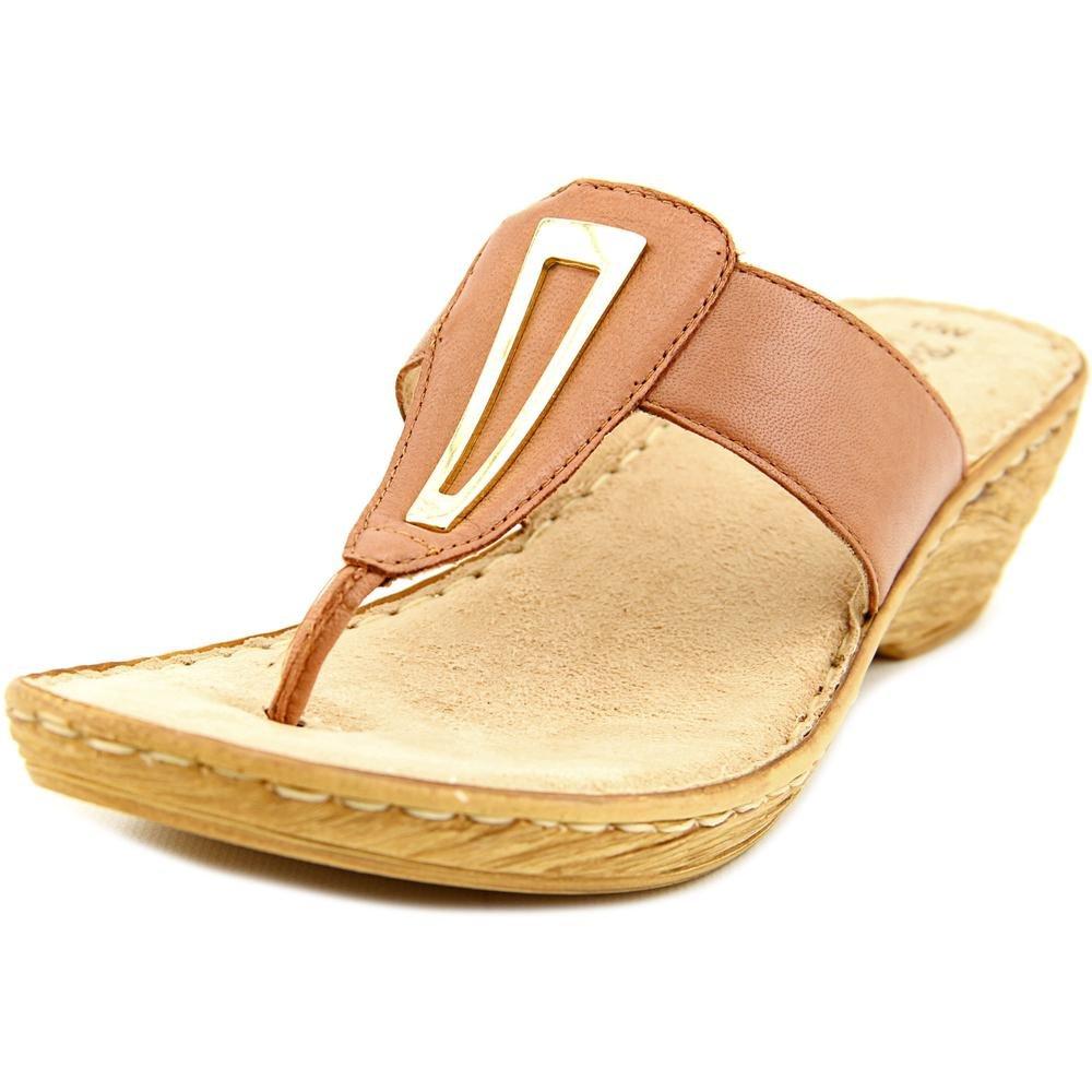 Bella Vita Women's Sulmona Slide Sandal B0163GC8AY 12 B(M) US Tan