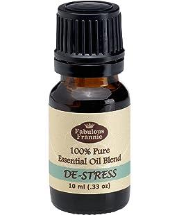 De-Stress Pure Essential Oil Blend 10ml