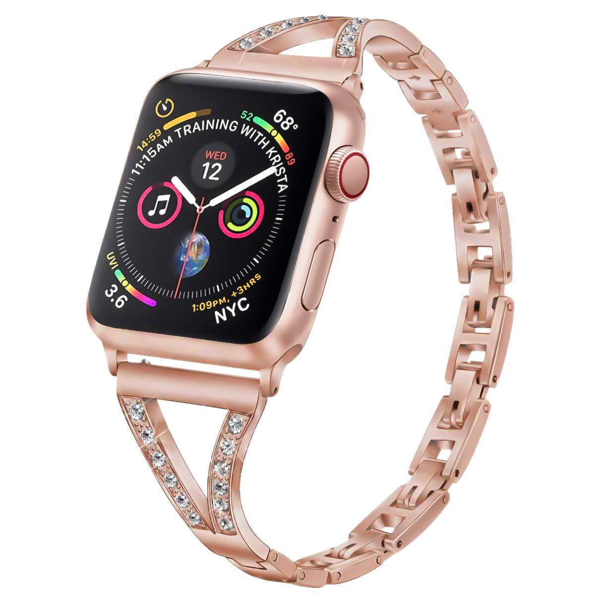 Malla Acero para Apple Watch (42/44mm) PUGO TOP [7PMJ97DJ]