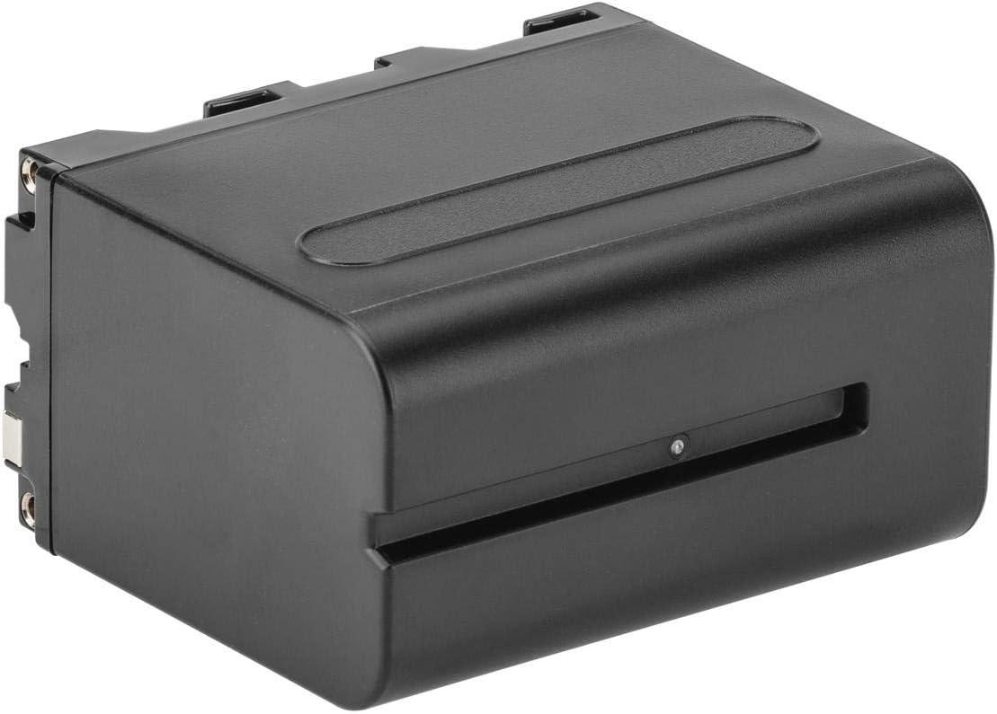 HVR-HD1000U Replacement Sony NP-F970 Battery 7800mAh for Sony DCR-VX2100 HVL-LBPB DSR-PD150 FDR-AX1 HVR-V1U HDR-FX7 HDR-FX1000 HVR-Z1P HDR-FX1 DSR-PD170 HDR-AX2000