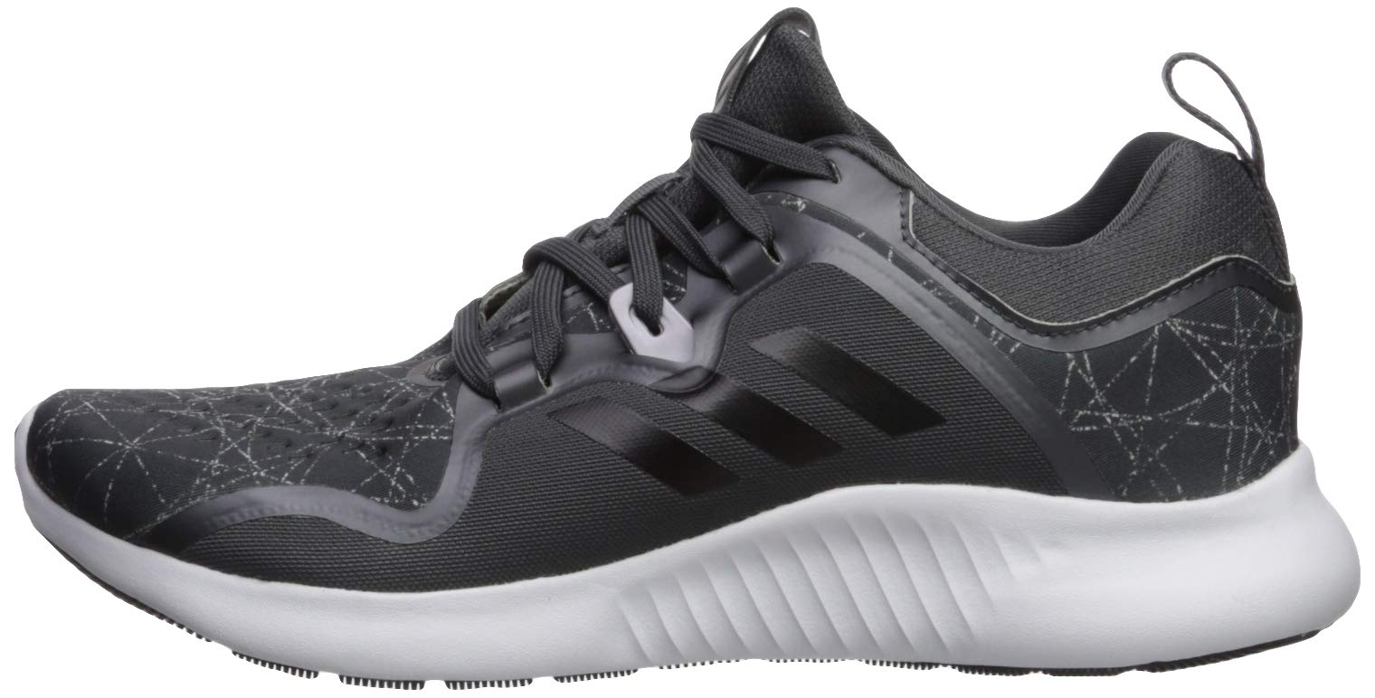 adidas Women's Edgebounce Grey/Black/White 5.5 M US by adidas (Image #5)