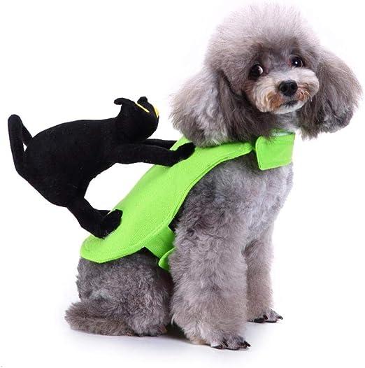 Yunt-11 - Disfraz de Halloween para Perros, Disfraz para Animales ...
