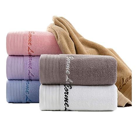 Juego de Toallas de baño Grande Extragrande de algodón Egipcio (Paquete de 6) Absorción