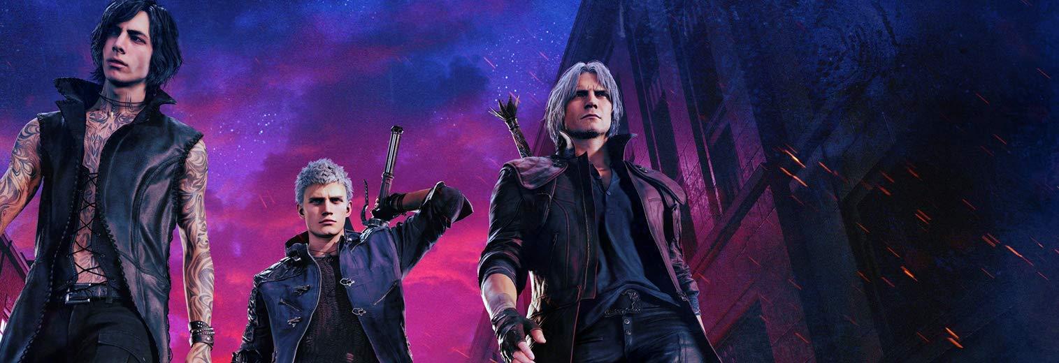 Amazoncom Devil May Cry 5 Playstation 4 Capcom U S A