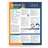 PMP Exam: Quick Reference Guide, Sixth Edition Plus Agile (Test Prep series)