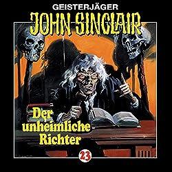 Der unheimliche Richter (John Sinclair 23)