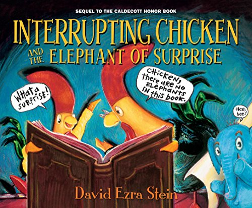 Interrupting Chicken and the Elephant of Surprise by Candlewick (Image #3)