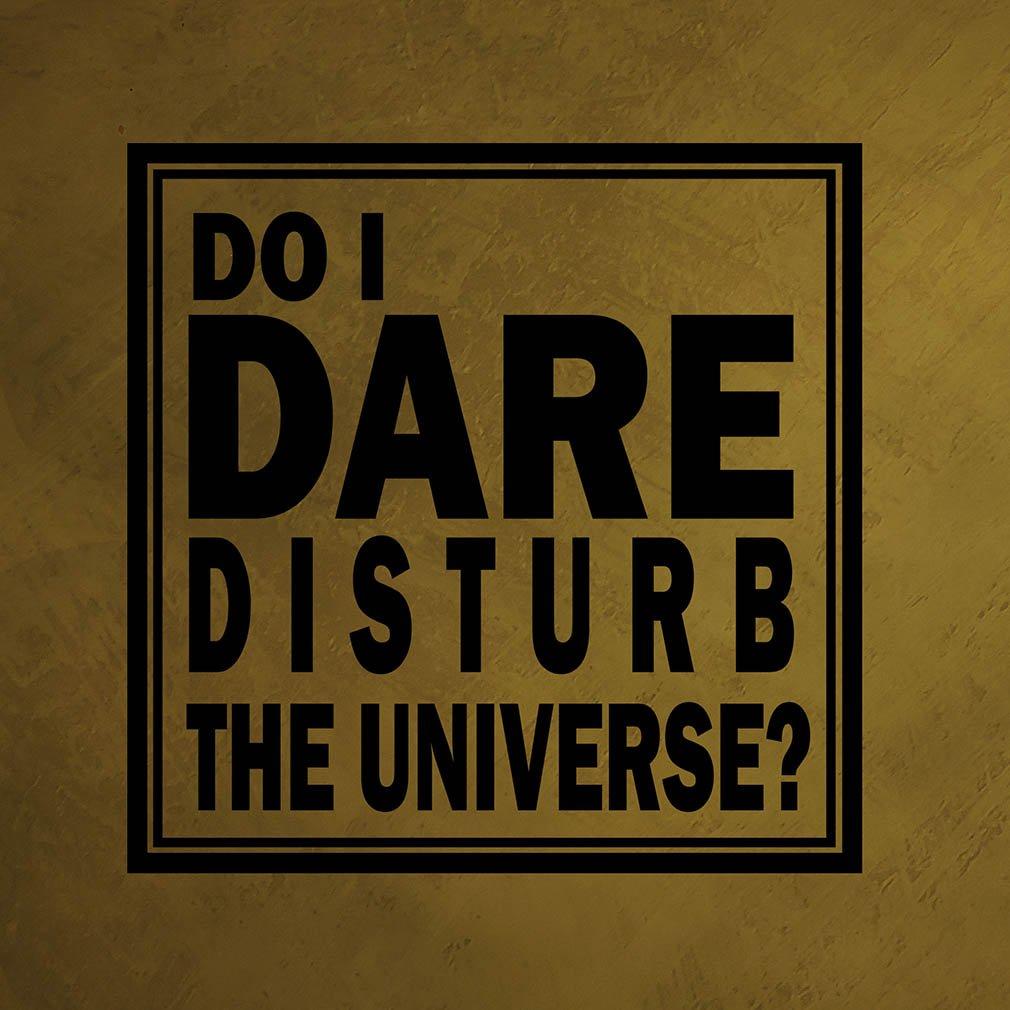 Fastasticdeals ¿Me atrevo a Molestar al Universo? Cartel de ...