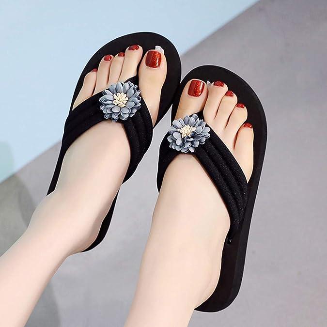 Amazon.com: AOJIAN Shoes Womens Sandals Summer Bohemian ...