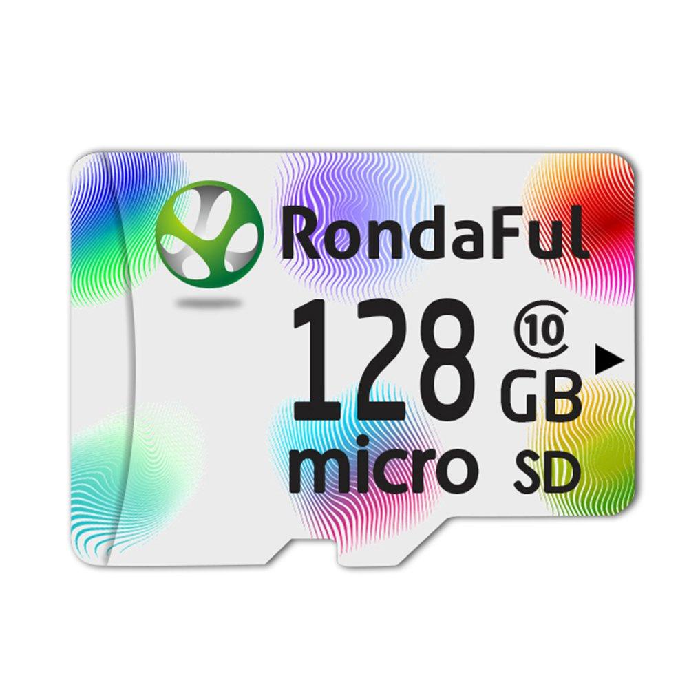 Rondaful tarjeta Micro SD clase 10 tarjeta de memoria para cámaras ...