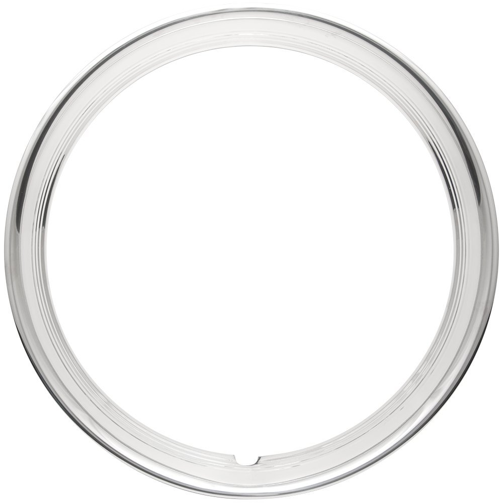 Coker Tire 3006-14 Trim Ring 14 Inch Hot Rod Ribbed