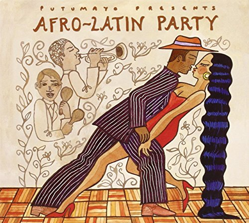 Afro-Latin Party (Putumayo Salsa compare prices)